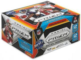 2017 Panini Prizm Football Jumbo Box Panini | Cardboard Memories Inc.