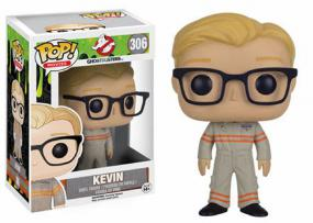 POP! Ghostbusters - Kevin Funko | Cardboard Memories Inc.