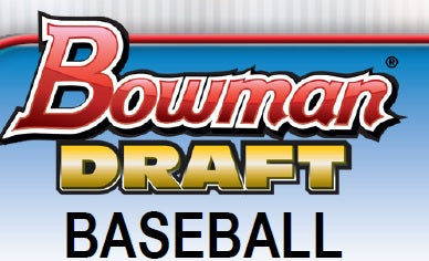 2018 Topps Bowman Draft Baseball Hobby Box (Pre-Order December 14th, 2018)