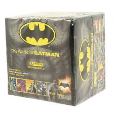 2016 Panini World of Batman Sticker Box Panini | Cardboard Memories Inc.