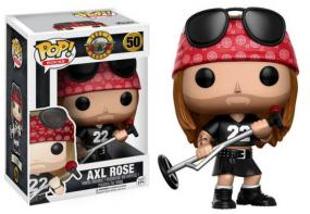 POP! Guns N Roses - Axl Rose Funko | Cardboard Memories Inc.