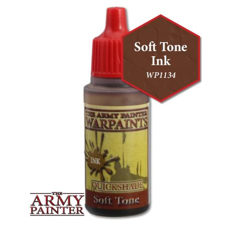 Army Painter Warpaints - Soft Tone The Army Painter | Cardboard Memories Inc.