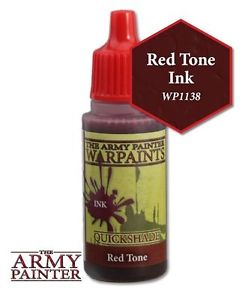 Army Painter Warpaints - Red Tone The Army Painter | Cardboard Memories Inc.