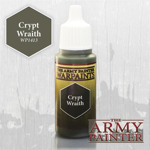 Army Painter Warpaints - Crypt Wraith The Army Painter | Cardboard Memories Inc.