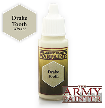 Army Painter Warpaints - Drake Tooth The Army Painter | Cardboard Memories Inc.