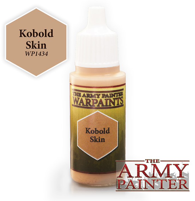 Army Painter Warpaints - Kobold Skin The Army Painter | Cardboard Memories Inc.