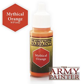 Army Painter Warpaints - Mythical Orange The Army Painter | Cardboard Memories Inc.