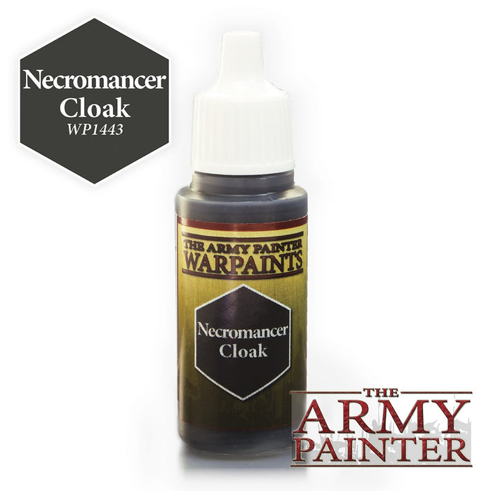 Army Painter Warpaints - Necromancer Cloak The Army Painter | Cardboard Memories Inc.
