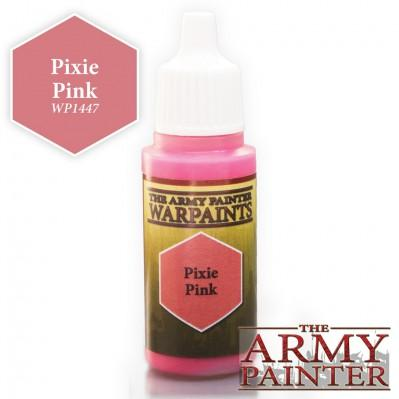 Army Painter Warpaints - Pixie Pink The Army Painter | Cardboard Memories Inc.