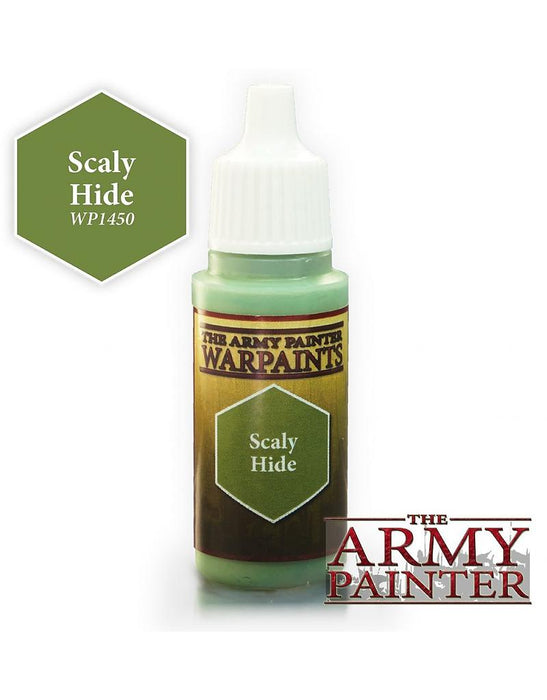 Army Painter Warpaints - Scaly Hide The Army Painter | Cardboard Memories Inc.