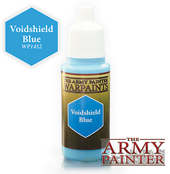 Army Painter Warpaints - Voidshield Blue WP1452 The Army Painter | Cardboard Memories Inc.