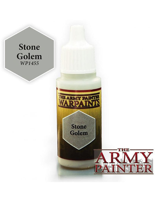 Army Painter Warpaints - Stone Golem The Army Painter | Cardboard Memories Inc.