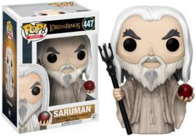 POP! Lord of the Rings - Saruman Funko | Cardboard Memories Inc.