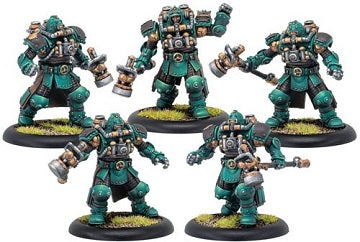 Warmachine - Golden Crucible - Assault Troopers - PIP 37021