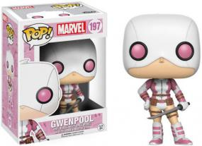POP! Marvel - Gwenpool Funko | Cardboard Memories Inc.