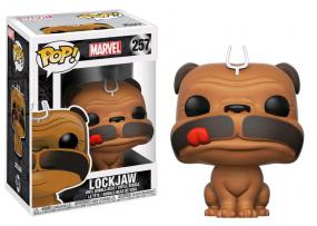 POP! Marvel Inhumans - Lockjaw Funko | Cardboard Memories Inc.
