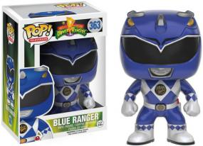 POP! Mighty Morphin Power Rangers - Blue Ranger Funko | Cardboard Memories Inc.