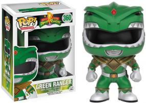 POP! Mighty Morphin Power Rangers - Green Ranger Funko | Cardboard Memories Inc.