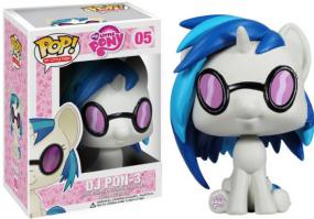 POP! My Little Pony - DJ Pon-3 Funko | Cardboard Memories Inc.