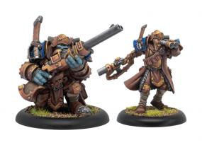 Warmachine - Cygnar - Trencher Express Team Unit - PIP 31137 Privateer Press | Cardboard Memories Inc.