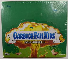 2014 Topps Garbage Pail Kids Series 1 Hobby Box Topps | Cardboard Memories Inc.