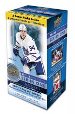 2017-18 Upper Deck Series 1 Hockey Blaster Box Upper Deck | Cardboard Memories Inc.