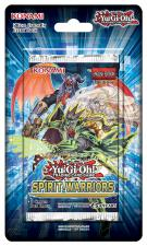 Yu-Gi-Oh! Spirit Warriors Blister Pack Konami | Cardboard Memories Inc.