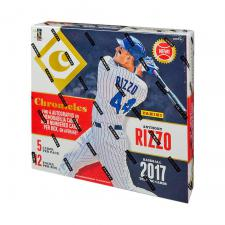 2017 Panini Chronicles Baseball Hobby Box Panini | Cardboard Memories Inc.
