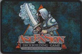 Ascension Deck-Building Game - Year One Collector's Edition Stoneblade Entertainment | Cardboard Memories Inc.