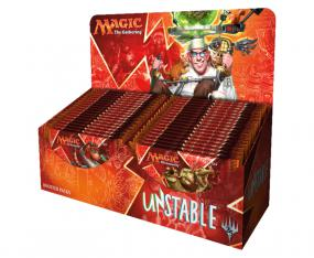 Magic the Gathering Unstable Booster Box Magic The Gathering | Cardboard Memories Inc.