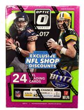 2017 Panini Donruss Optic Football Blaster Box Panini | Cardboard Memories Inc.