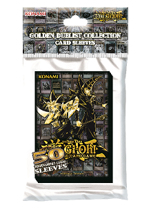 Deck Protectors - Small Card Sleeves - Yu-Gi-Oh! Golden Duelist 50ct