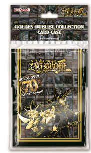 Deck Box - Yu-Gi-Oh! Golden Duelist - Card Case