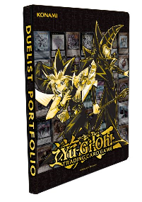 Yu-Gi-Oh! Golden Duelist Portfolio 9pkt (Pre-Order April 5th, 2019)