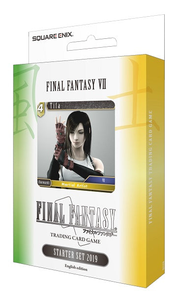 Final Fantasy Opus VIII - XII Starter Deck (Pre-Order March 15th, 2019)
