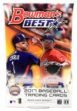 2017 Topps Bowman Best Baseball Hobby Box Topps | Cardboard Memories Inc.