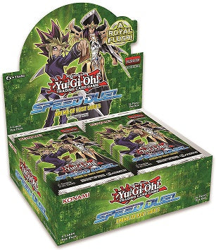 Konami - Yu-Gi-Oh! - Arena of Lost Souls - Booster Box
