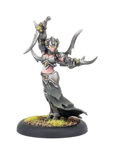 Warmachine - Cryx - Warwitch Initiate Deneghra Warcaster Blister - PIP 92045 (Pre-Order March 15th, 2019)