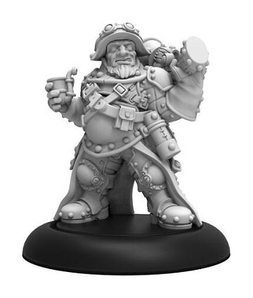 Warmachine - Mercenaries - Gunner Solo Blister - PIP 41156