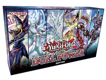Yu-Gi-Oh! Duel Power Booster Set (Pre-Order April 5th, 2019)
