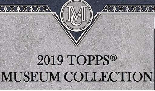 2019 Topps Museum Collection Baseball Hobby Box (Pre-Order June 19th, 2019)