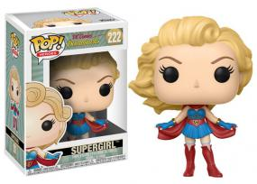 POP! DC Comics Bombshells - Supergirl Funko | Cardboard Memories Inc.