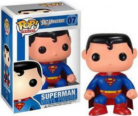 POP! DC Universe - Superman Funko | Cardboard Memories Inc.