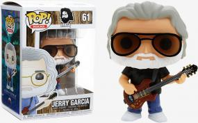 POP! Garcia - Jerry Garcia Funko | Cardboard Memories Inc.