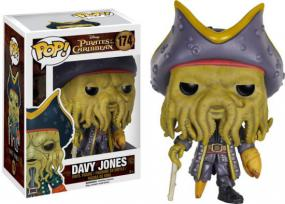 POP! Pirates of the Caribbean - Davy Jones Funko | Cardboard Memories Inc.