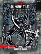Dungeons & Dragons Dungeon Tiles Reincarnated - Dungeon Wizards of the Coast | Cardboard Memories Inc.
