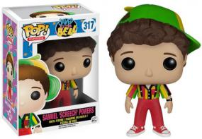POP! Saved by the Bell - Samuel 'Screech' Powers Funko | Cardboard Memories Inc.
