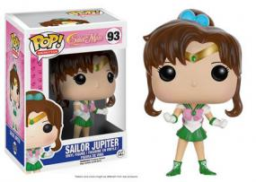 POP! Sailor Moon - Sailor Jupiter Funko | Cardboard Memories Inc.