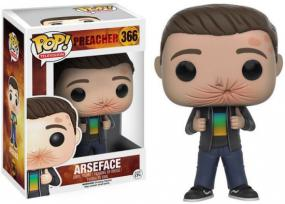 POP! Preacher - Arseface Funko | Cardboard Memories Inc.