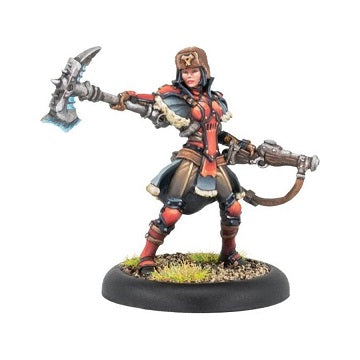 Warmachine - Khador - Kovnik Apprentice Kratikoff Solo Blister - PIP 33137 (Pre-Order June 28th, 2019)
